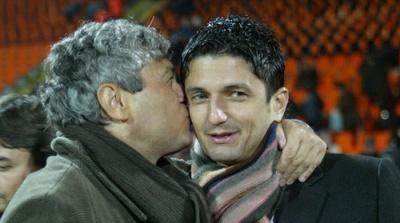 Луческу рекомендовал своего сына на пост главного тренера «Шахтера»