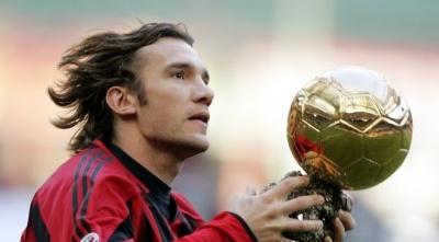 Шевченко отримав «Золотий м'яч» 15 років тому – керманич збірної України зробив емоційний допис