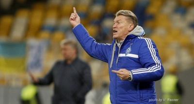 Джерело в «Динамо»: «Під час зимової паузи можна чекати на зміну тренера»