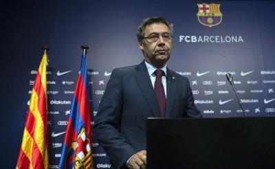Президент «Барселони»: «Одного разу команду тренуватиме Хаві»