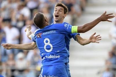 Роман Яремчук забил седьмой мяч за «Гент» в нынешнем сезоне