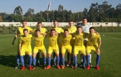 U-16: нападник «Динамо» приніс збірній України перемогу над Бельгією