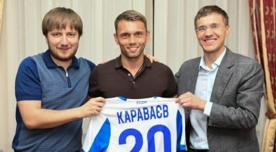 Караваев поблагодарил Шаблия за переход в «Динамо»