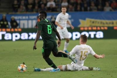 Україна – Нігерія: «синьо-жовті» лише втретє в історії не програли, поступаючись 0:2