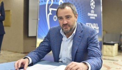 Андрей Павелко: «Своей игрой команда Шевченка доказала, что с Украиной необходимо считаться»