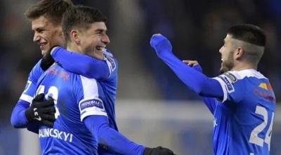 Маліновський відзначився голом, але це не допомогло «Генку» втримати перемогу