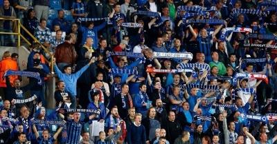 Болельщики «Брюгге»: «Динамо» — такой клуб, которому не стыдно будет проиграть»