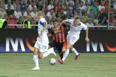«Динамо» - «Шахтар»: Бурда - найкращий гравець матчу за даними InStat, Мораєс - найгірший