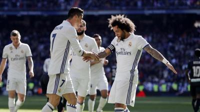«Реал» повторив рекорд «Барселони»
