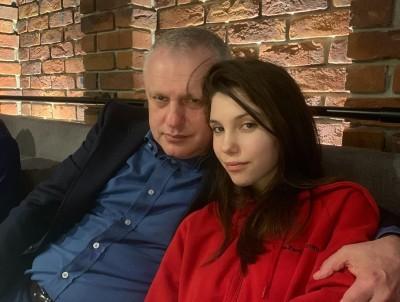 Дочь Игоря Суркиса: «Именно Суркисы делают все, чтобы «Динамо» существовало»