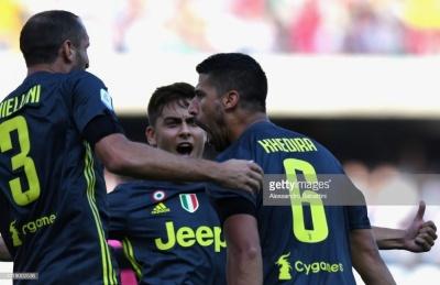 «Ювентус» презентував третій комплект форми на сезон 2018/19