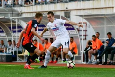 Перестрілка у Харкові: «Зоря» поступилася «Шахтарю», виграючи з рахунком 0:2