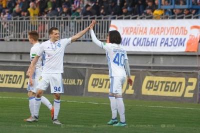 У «Динамо» з'явився перший бомбардир 1998 року народження