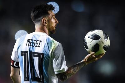 Мессі може закінчити кар'єру в збірній Аргентини після ЧС-2018