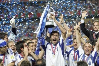Футбольні тактики. Греція 2004. Сенсація на століття