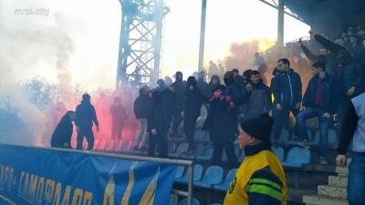 Франков: «Першим запалив фан-сектор «Маріуполя». На каналі «Футбол» про це - ні кадру»