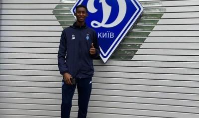 «Динамо» подписало контракт с 18-летним нигерийцем