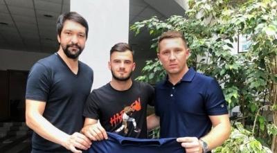 Булеца: «Я дуже радий, що потрапив у «Дніпро-1»