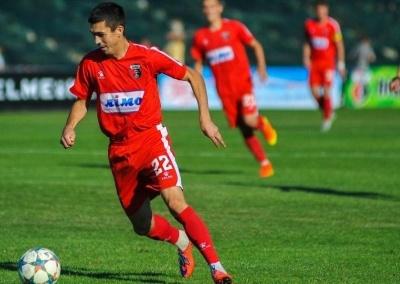 «Верес» втратив вінгера перед матчем із «Динамо»