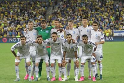 Статистичні підсумки «Динамо» у Лізі чемпіонів