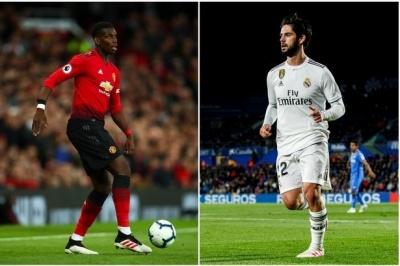 «Реал» запланував гучний обмін із «Манчестер Юнайтед»