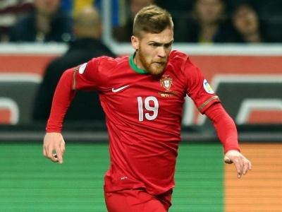 Антунеш забив дебютний гол за збірну Португалії