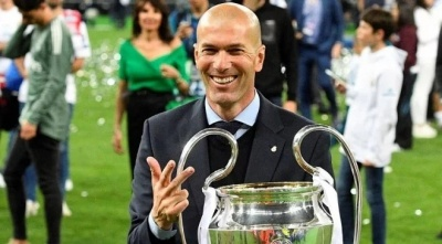 «Реал» підписав найбажанішого тренера світу - питання Луніна, зарплата та умови Зідана, знаки історії