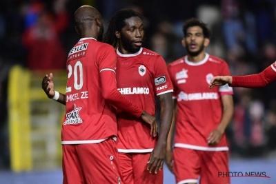 Мбокані відзначився дублем у чемпіонаті Бельгії