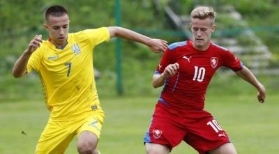 Збірна України U-18 стала переможцем міжнародного турніру в Чехії