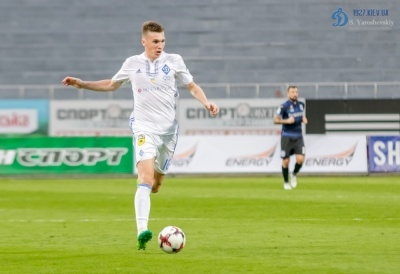 Сергій Сидорчук пропустить матч з «Карпатами»
