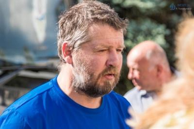 Олег Саленко: «Для мене загадка, як Тайсон міг щось почути з трибун, коли на стадіоні 25 тисяч вболівальників»