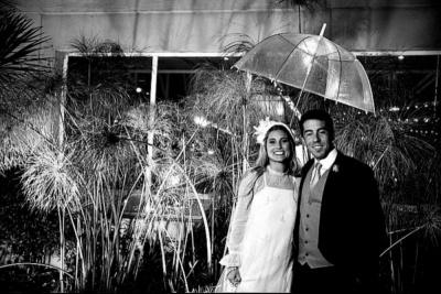 Карлос де Пена одружився