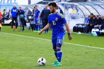 Динамівець Булеца – найкращий гравець тріумфального для України U-20 матчу проти Панами в 1/8 фіналу ЧС-2019