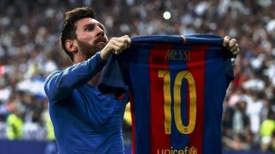 Перес: «Я б спробував купити Мессі у «Реал»