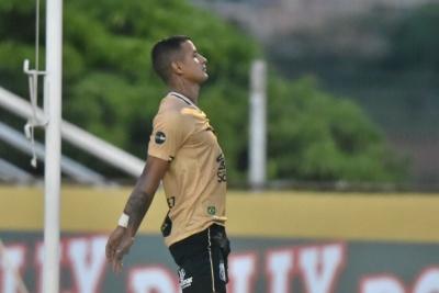 Дерліс Гонсалес знову відзначився за «Сантос»