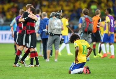 Футбольні тактики. Велика ганьба Бразилії