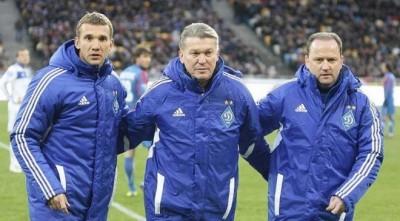 Шевченко та ще дві легенди «Динамо» заступились за УАФ у Верховній Раді – під прицілом кілька народних депутатів