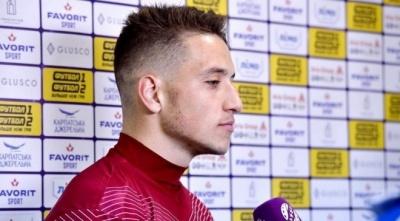 Бруно може змінити «Львів» на європейський клуб – форвард розповів про своє майбутнє