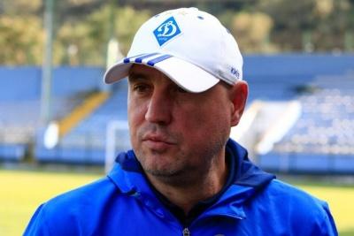 Тренер «Динамо» U-21 Мороз розповів, хто стояв за чемпіонством «біло-синіх»