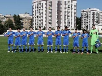 Динамовцы помогли сборной Украины U-19 в матче с румынами
