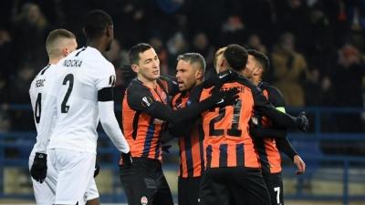 Степаненко став найгіршим серед усіх футболістів, які грали у перших матчах 1/16 фіналу Ліги Європи