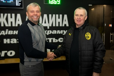 Леонід Кучук – новий головний тренер «Руху»