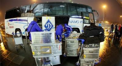 «Динамо» завершило збір в Іспанії і повернулося до Києва