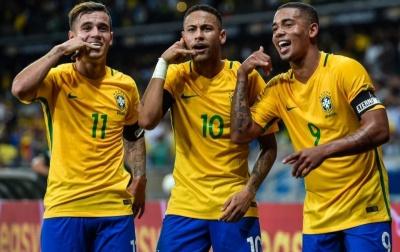 Нове покоління збірної Бразилії