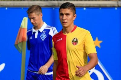 Павло Полегенько пояснив чому не святкував гол у ворота «Динамо»