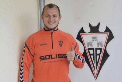 Зозуля погодився продовжити контракт із «Альбасете»