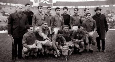 Як здобувалося золото: «Динамо» Київ. 1966. Частина 2