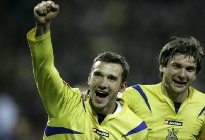 Топ-3 самых запоминающихся побед сборной Украины за последние двадцать лет