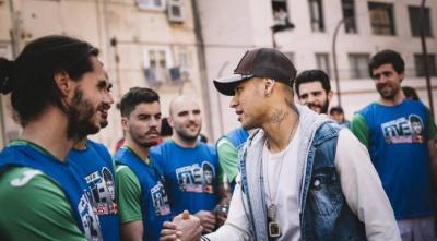 Неймар запрошує українців брати участь в унікальному міжнародному турнірі «Neymar Jr's Five»