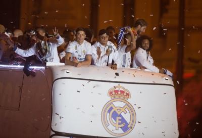 П'ять причин успіху «Реала» в чемпіонаті Іспанії